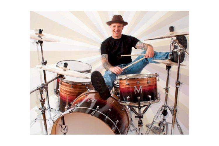 Jack Irons - Rhythm of the Rhythm