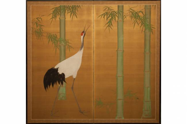 Japanese Folding Screens