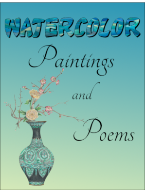 Paintings and Poems Book by Nara Pilgrim Wood